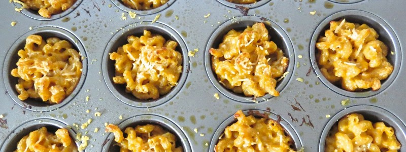 Mac and Cheese Appetizer